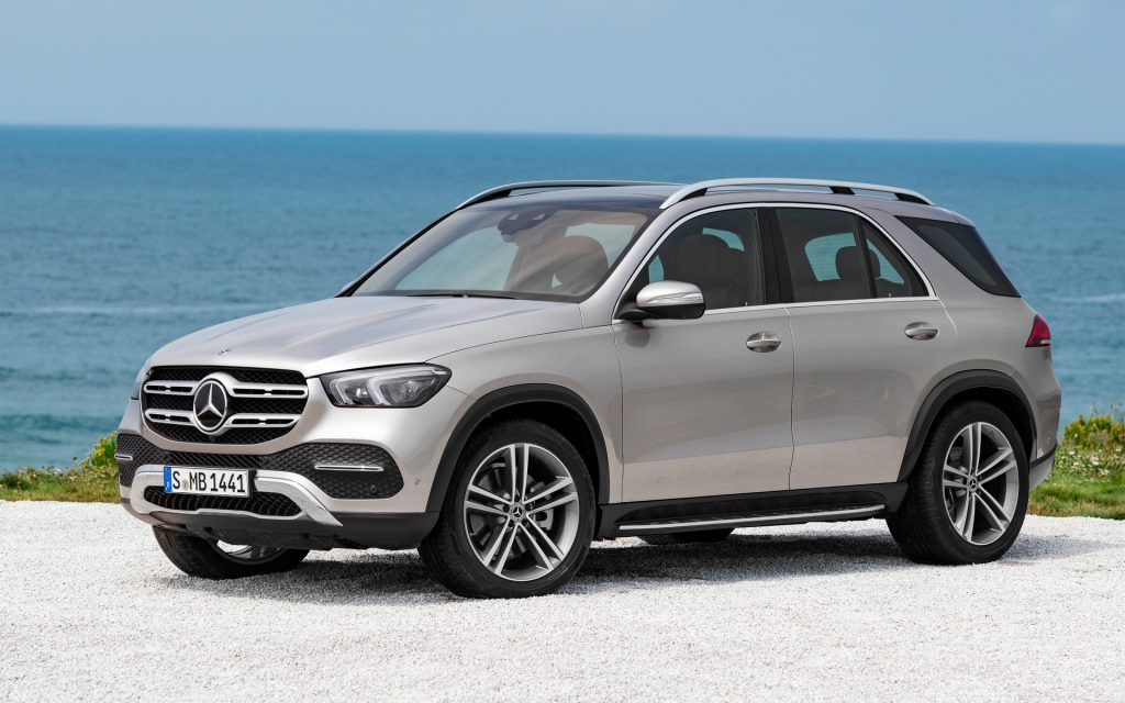 Mercedes-Benz Finally Unveils 2020 GLE SUV, Prices Start At ₹ 73.70 Lakh