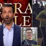 Donald Trump Jr Rejects to Denounce Kyle Rittenhouse Homicides in An Interview
